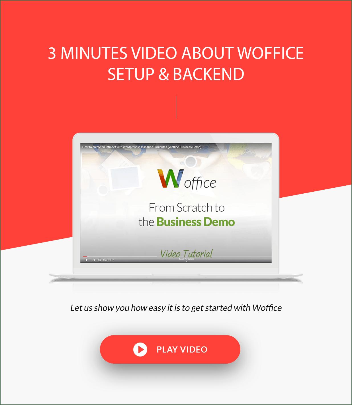 Woffice - Intranet/Extranet WordPress Theme - 7